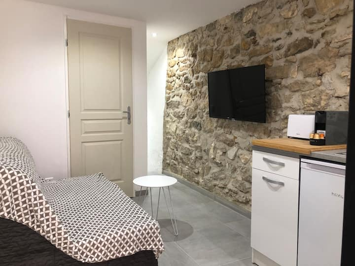 Les Olives Wifi Netflix Appart-hotel-Provence