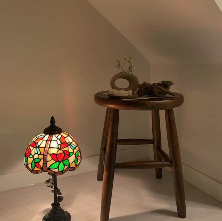 데이드림은 제주감성숙소로  홈카페에서 조식을 여유롭게 즐길 수 있어요.