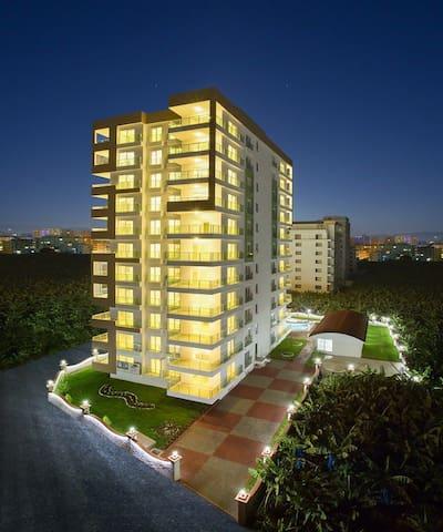Апартаменты в Bay III Residence посуточно - Mahmutlar