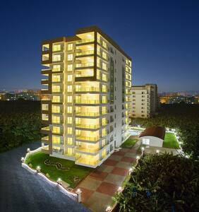 Апартаменты в Bay III Residence посуточно - Mahmutlar - Hotellipalvelut tarjoava huoneisto