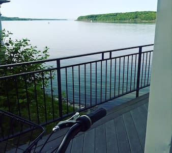 Weekender Hudson Valley Home w/ Waterfront Access - Ulster Park - 離れ