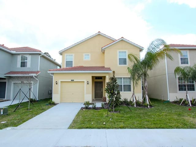 Paradise Palms - Pool Home 5BD/5BA - Sleeps 10 - Platinum - RPP561 - Four Corners