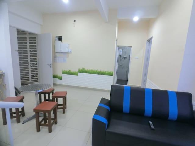 2 Bedroom Apartment @ BM City Leisure Bkt Mertajam