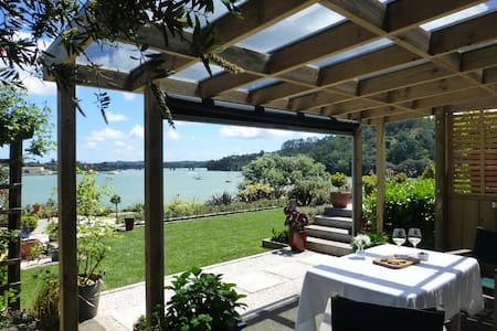 Charming apartment with amazing views - Auckland - Szoba reggelivel