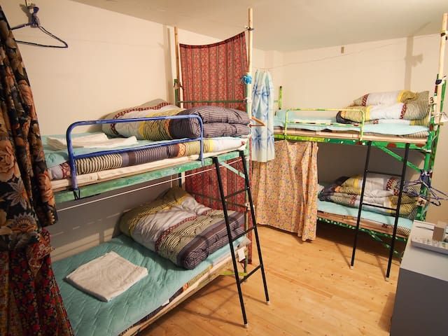 Stay at DeepSouthOsaka to Talk with Locals: 4 beds
