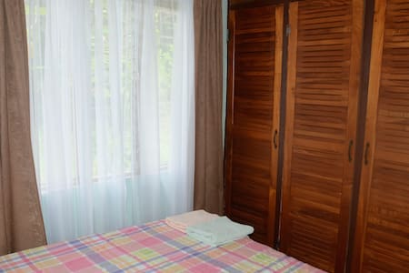 Single bedroom at 6Km from Lake Arenal - Tilaran