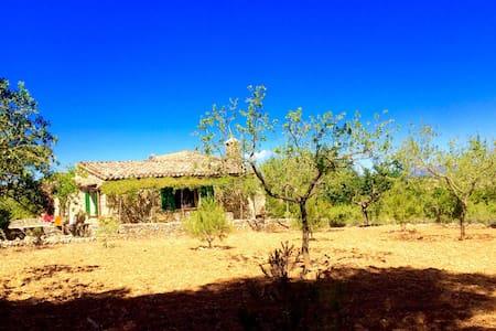 Casa de campo con vistas perfectas! - Montuïri/Randa - Hus