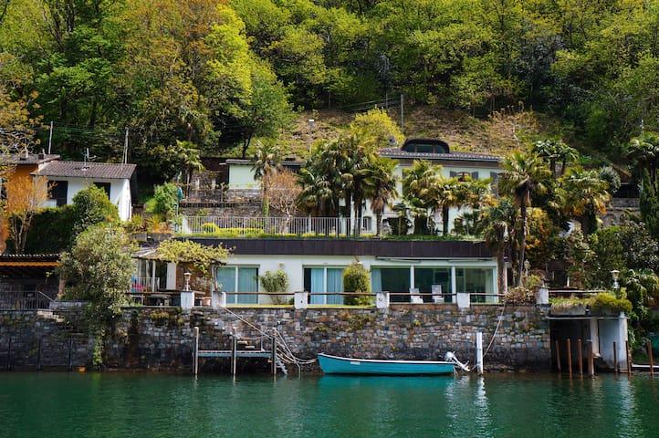 Villa '' La Perla Bianca'' Lago di Lugano