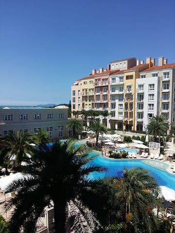 Melhor lugar de Jurerê Internacional - Florianópolis - Serviced apartment
