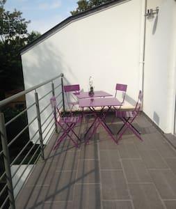 Maison avec terrasse dinatoire sud/ouest - Chennevières-sur-Marne