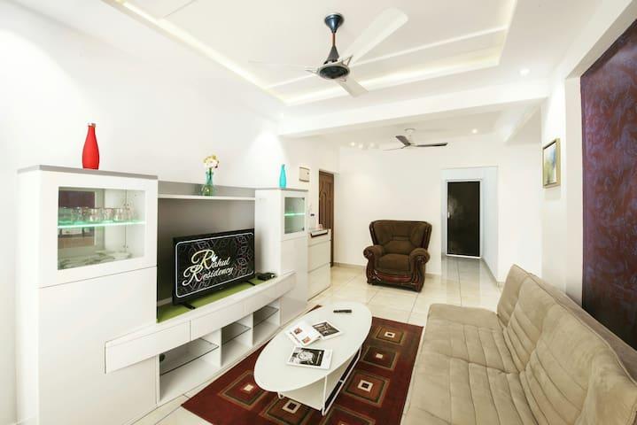 Rahul Residency(apartment-1)