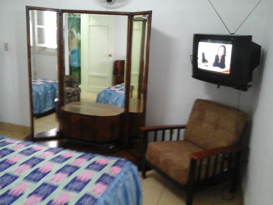 Otra vista de la habitacion