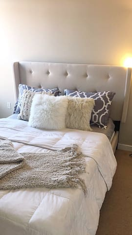Modern 1 bedroom apt. minutes from downtown DC - Washington - Apartemen