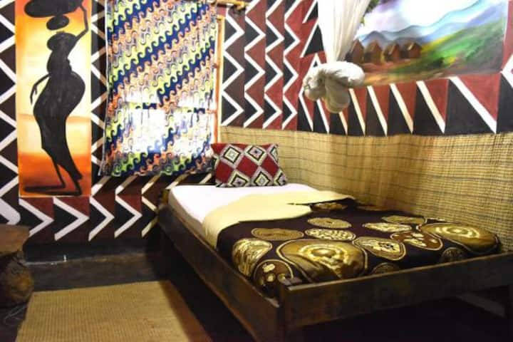 RedRocks Hostel & Camping Site - Double Room