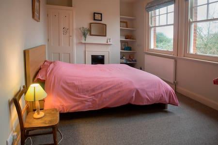 Small, comfortable room, over-looking back-garden - Saint Leonards - Casa