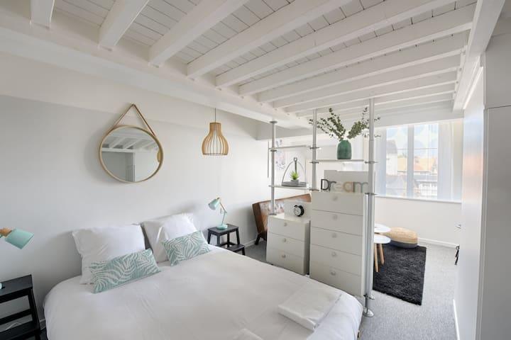 Maisonnette Le nid douillet – Quartier Canclaux, proche Graslin