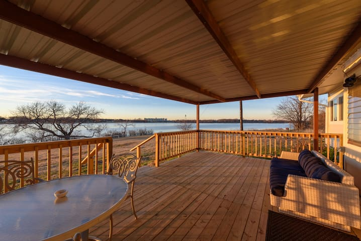 Frisco Lake Lewisville Lakefront