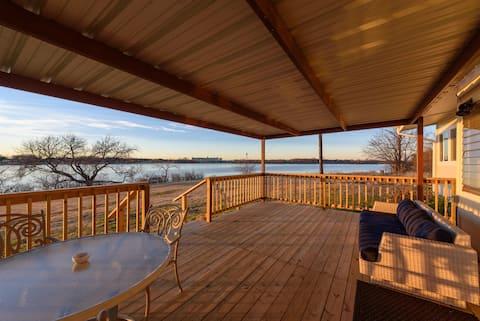 Frisco Lake Lewisville Lakefront