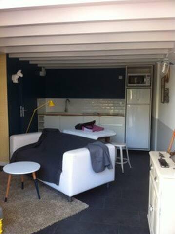 Appartement T1 Centre Bordeaux 2 personnes 1 chamb - Bordeaux - Apartment