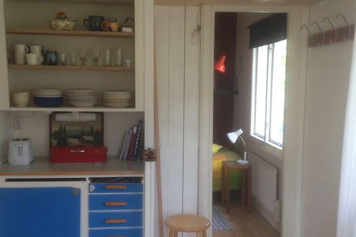 1 rum & kök i villa nära havet & södra skärgården