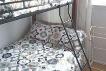 Room 4 - Bunk Bed & Window