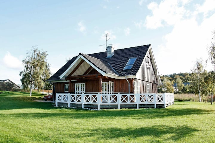 Beautiful Holiday Home in Løgstrup near Sea