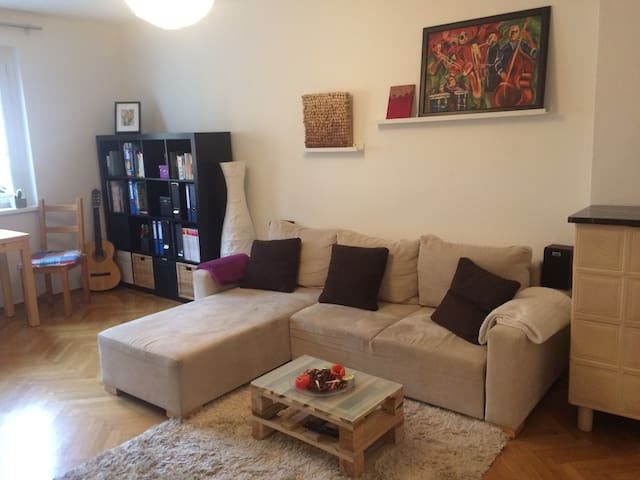 Cozy room in lovely Graz - Graz - Appartement