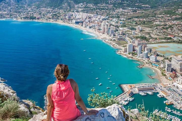 Sea and rock views.... - Call - Apartment