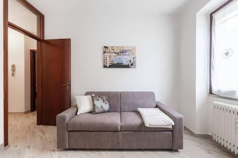 Two-room apartment Ca' Nova, Como Lake, what magic!!!