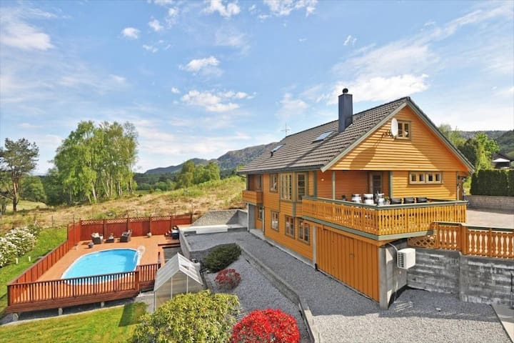 holiday flat in Valevåg, Hordaland, Norway - Sveio - Appartement