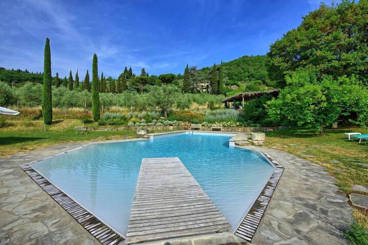 CASOLARE DAL BASSO - Fattoria Celle Villa Massi