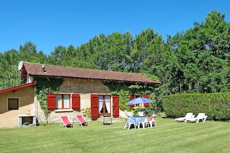 Holiday house for 6 persons in Le Porge - Le Porge - Huis