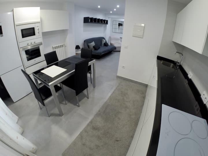 Apartamento Céntrico, reformado con Wifi y Aire A.