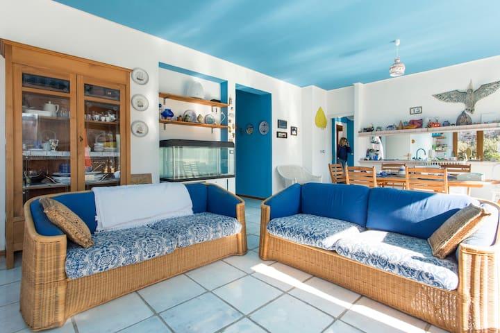 Prestigioso appartamento sul mare di Chianalea - Scilla - Apartamento