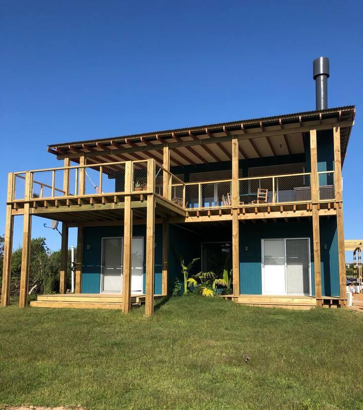 Casa nueva en José Ignacio a 300m de la playa