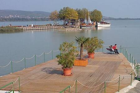 Balaton West - sweet Region with much Thermalwater - Gyenesdiás - Villa