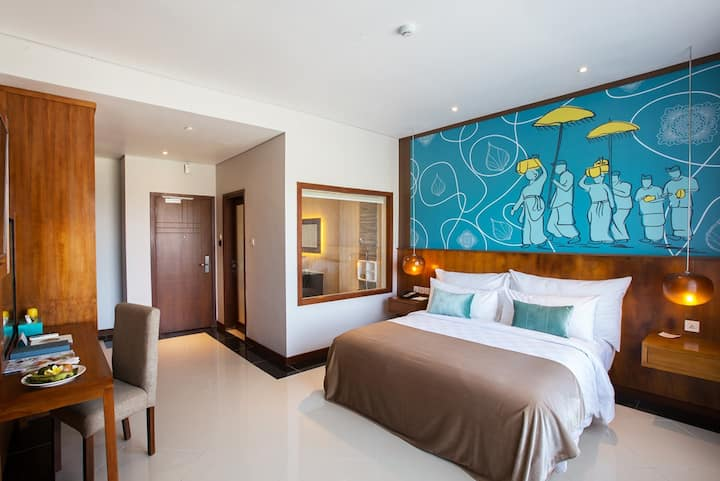 The Leaf Deluxe Room - Monthly offer