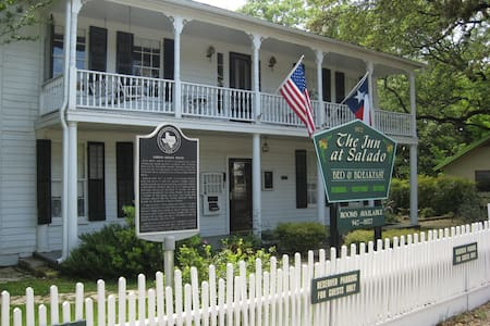 Inn at Salado - Salado - Bed & Breakfast