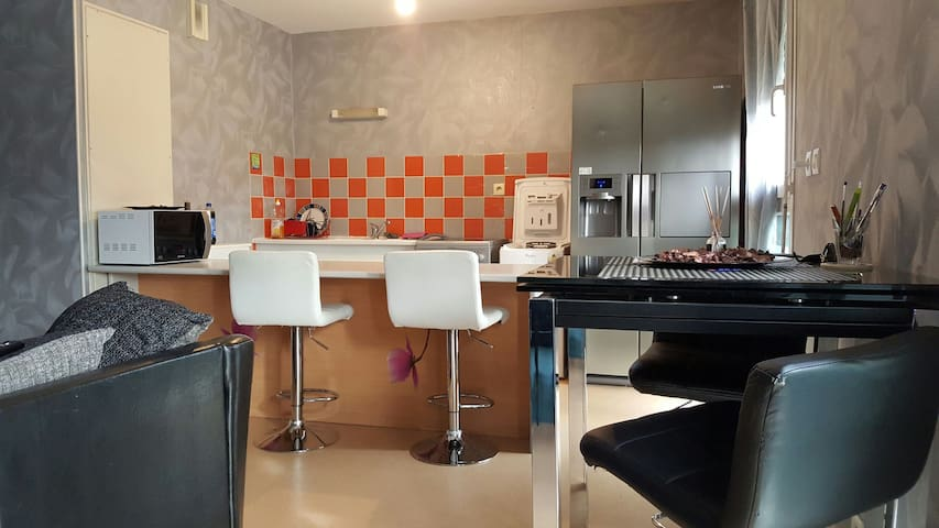 Bel appartement moderne +parking - Châteauroux - Apartment