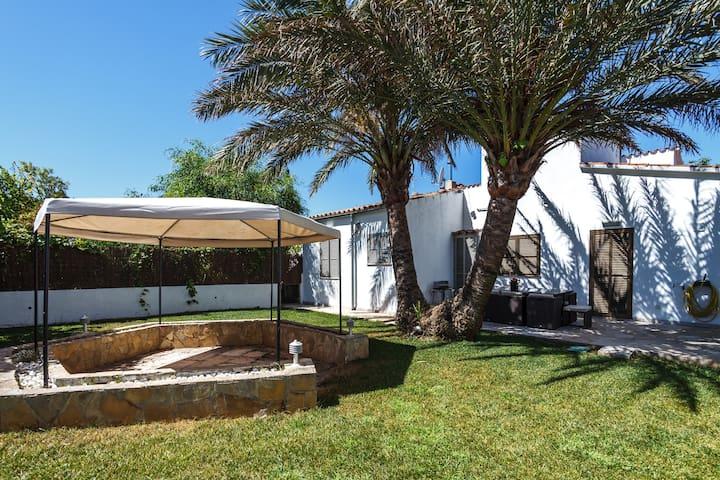 Casa tranquil·la a fora vil·la - Algaida - Casa