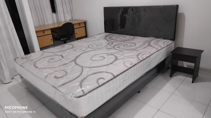 Cheap Riverview Residence Apt at Jababeka Cikarang