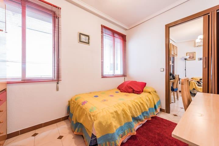 Habitación privada a 2min de Atocha - Madrid