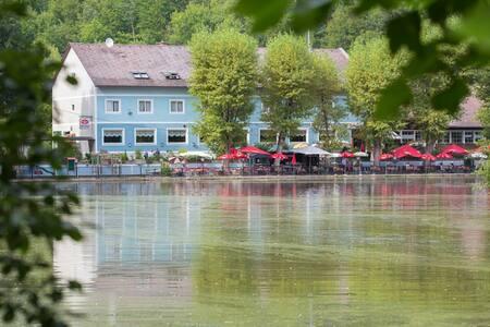 Amazing accomodation on the lake - Thal