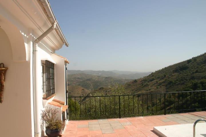 Prachtige casita te huur in Almogia - Almogía - Talo