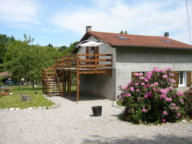 Beautiful gite just 4kms from Foix - Ganac - Apartment