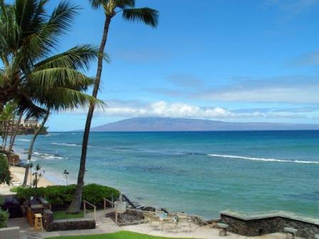 Stunning! Remodeled!Oceanfront! 207 - Lahaina - Pis