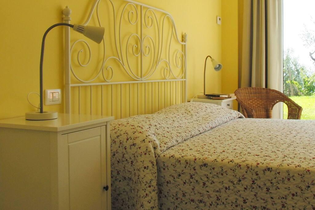 Le stanze con vista mare