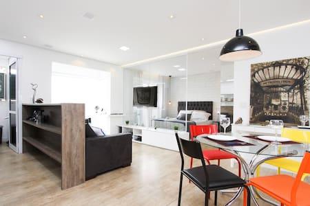 Cozy, complete and modern - São Paulo - Apartamento