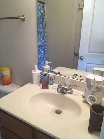 Private Bedroom &Bath in South Nashville/Brentwood