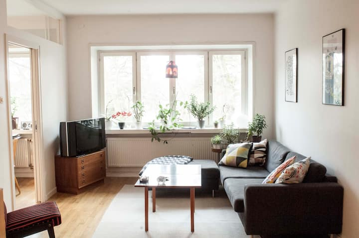 Big apartment in central Stockholm